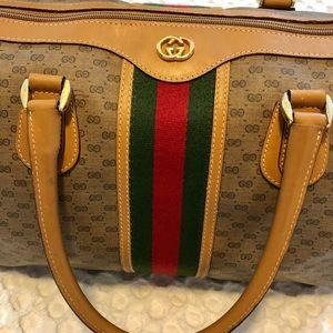 🍒 Authentic Big Gucci Boston Bag 🍒